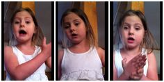 'I'm movin' on!' Feisty 5-year-old explains in hilarious tirade why she's moving out