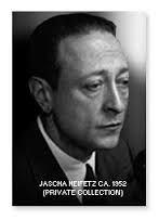 jascha heifetz ile ilgili görsel sonucu