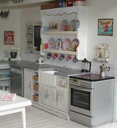 Carolyn's Little Kitchen: I made a garden!!