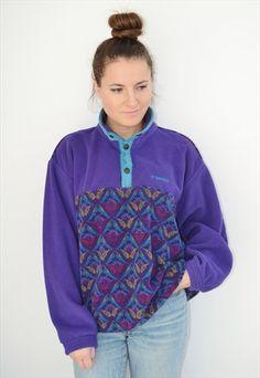 Amazing+90's+Vintage+Fleece+jacket/+jumper