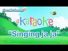 Siamo andati alla caccia del leon - Singing Ja Ja - karaoke per bambini ...