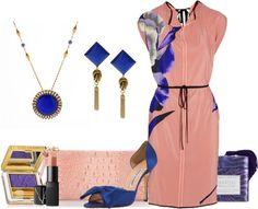 Marc Jacobs Floral-print silk dress