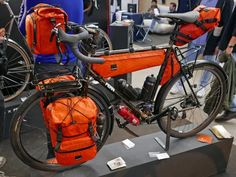 WFS 2016: Gramm packs your gear into every nook, new packs from Miss Grape & Rille Fix puts a bird on it - Bikerumor