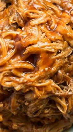 Slow Cooker Pineapple Brown Sugar Pulled Pork
