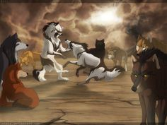 Don't believe shadows Desert wolves from my story... С одной стороны мне каже...