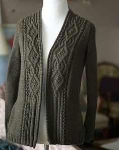 Ravelry: Project Gallery for Addington pattern by Quenna Lee