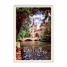 Calendar de birou castele http://www.corporatepromo.ro/calendare/calendar-de-perete-castele.html