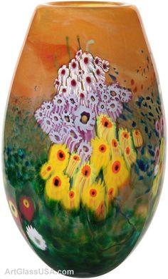 Garden Landscape vase