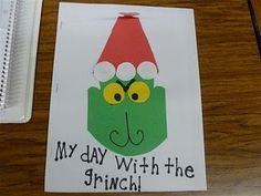 christmas wreaths, classroom, anchors, school, grinch, anchor charts, whimsical christmas, theme days, writing prompts
