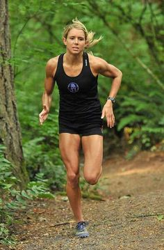 Trail running helps in going beyond your limitations,improving lung power,most important getting into great shape.