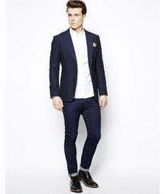 moda hombre Hombre Elegante Sport 90c09328e80