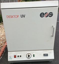 Desktop UV oven from EOS for the Stereos Desktop SLA system. Now in the 3DPmuseum.com Eos, 3d Printing, Oven, Desktop, Museum, Crafty, Prints, Impression 3d, Desk