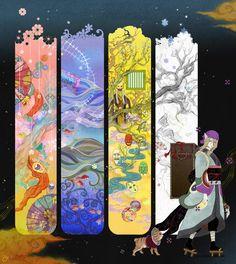 Anime Guys, Manga Anime, Anime Art, Mononoke Anime, Horror Tale, Natsume Yuujinchou, Story Arc, Irezumi, Anime Fantasy
