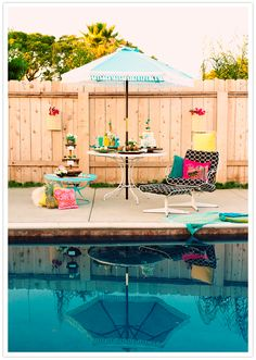 60s tiki-inspired party ideas | Cocktail + Dinner Parties, Styled Shoots | 100 Layer Cake