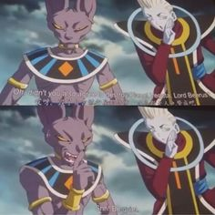 Lord Beerus is hiding more & more secrets