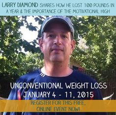 If you have decided that it's time to lose some weight, just a few tips to. Lose 100 Pounds, Need To Lose Weight, Paleo Diet, Speakers, Larry, Fun Facts, Join, Weight Loss, Motivation