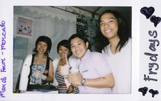 Everyday Frydays - Deep fried chocolates, smores, cookies, everything @ Midnight Mercato -- Fuji Instax Mini 7 #pinoy #pinas #pilipino #pilipinas #pictures #photography #photo #philippines #night #makati #lowres #instant #instax #instaxmini7 #camera #analogue #analog #mayrodrigo #mayprodrigo #manila #metro #lomography #lomo #food #fuji #film #midnight #mercato #dessert #fry
