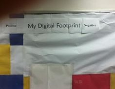 Teaching Students About Their Digital Footprint (or How Do You Know This About Me?)