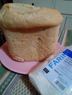 Pane casalingo fatto con MDP