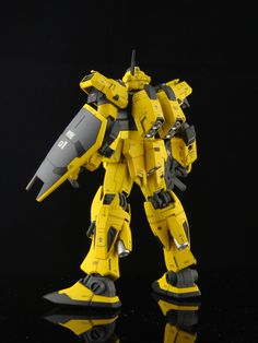 GUNDAM GUY: HGUC 1/144 RGM-79C GM Type C [WAGTAIL] - Customized Build