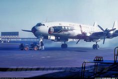Eastern Air Lines  Lockheed L-1049C Super Constellation  January 1960