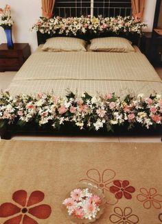 simple room decoration for wedding night decoration for home rh decor divadavanna com
