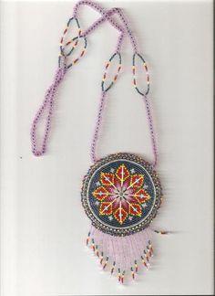 choctawnation:  Choctaw beadwork by choctawlady84