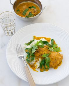 Chicken Tikka Curry With Cauliflower Mash Recipe Paleo Recipes, Slow Cooker Recipes, Real Food Recipes, Chicken Recipes, Cooking Recipes, Skinny Recipes, Dinner Recipes, Yummy Food, Chicken Tikka Curry