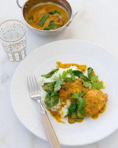 Chicken Tikka Curry with Cauliflower Mash - Round 4, 2012 - 12WBT