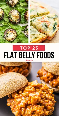 Top 25 Flat Belly Foods When paired with a clean diet and regular exercise routine, these 25 flat belly foods will help you achieve a beautiful, toned belly. Flat Stomach Foods, Flat Belly Foods, Flat Belly Recipes, Clean Eating Diet, Clean Eating Recipes, Healthy Eating, Healthy Foods, Diet Meal Plans To Lose Weight, Quick Weight Loss Diet