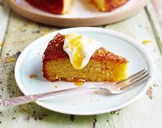 Orange & polenta cake: Jamie Oliver #glutenfree