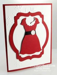 Dress Up with Stampin' Up!