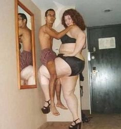 Here you will see the 50 weirdest couples the internet has to offer. Love works in mysterious ways and these guys and girls are no exception