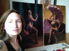 Por amor al arte: Lacey Lewis poramoralarte-exposito.blogspot.com500 × 375Buscar por imagen 2014 Figure Painting ...