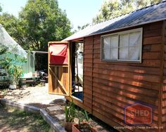 Richard Harrington - Cedar Shed - Cheap Shed - Old Shed Cedar Shed, Cheap Sheds, Outdoor Structures, House, Home, Homes, Houses