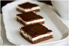 Pradobroty: Míša řezy - odlehčená verze Tiramisu, Treats, Baking, Fit, Ethnic Recipes, Sweet, Desserts, Cakes, Sweet Like Candy