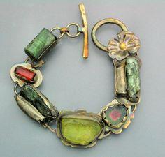 Temi Kucinski - Natural Crystal Bracelet