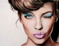 25 Beautiful Color Pencil Drawings by Valentina Zou and Drawing Tips for beginners