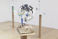 Sarah Sze Slows Fast-Paced Art Consumption at Victoria Miro's Three London Spaces