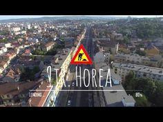 Filmare aeriana drona - Strazi in lucru Cluj Broadway Shows, Film, Musica, Movie, Film Stock, Cinema, Films