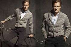 Massimo Dutti August 2012 Men's Lookbook | FashionBeans.com