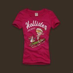 Camisetas femininas da Hollister. Se você está em busca de camisetas femininas Hollister da moda, vamos falar a você sobre o que está na moda para 2012. As