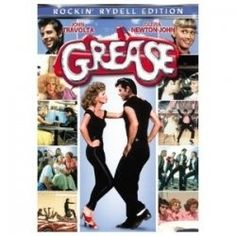 70s Movie Remember This Grease Dvd Footloose Is The Word