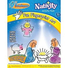 fingerprint nativity