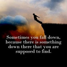 Sometimes You Fall Down