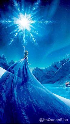 Cool pic of Elsa