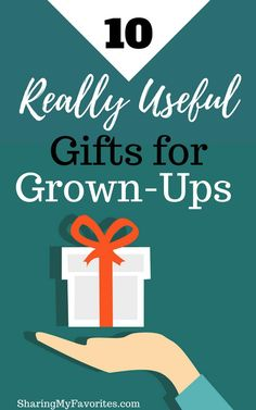 10 gifts that no one will need to re-gift!