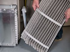 Several factors should be considered when deciding how often to change a furnace filter. Start with this guide for replacements. Hvac Filters, Furnace Filters, Return Air Vent, Pet Allergies, Heating And Cooling, Try To Remember, How To Get Warm, Heating Systems, Clean House