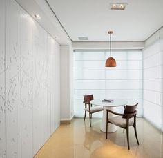 amarelo arquitetura :: apartamento HR
