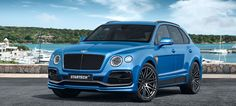 The new Bentley Bentayga sets new standards in the luxury SUV market and is thus the perfect basis for individual customization that fulfills customer requests to a tee. The first refined variant of the British all-wheel-drive car in the world comes from STARTECH. The customization program for the Bentayga starts with a sporty-elegant aerodynamic-enhancement program …